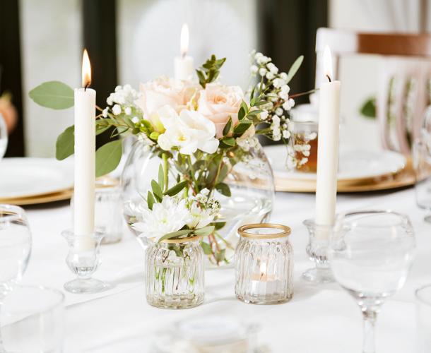 Hochzeitsdeko