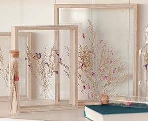Trockenblumen im Glas von der Glückswerkstatt | NANU-NANA