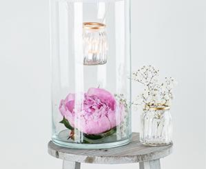 Romantische Tischdeko von NANU-NANA