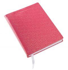 Notizbuch Glitter, pink, 12,5 x 18 cm