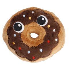 Duftplüschtier Quetsch, Donut/braun