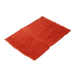 Tischset Chenille, rot, 33 x 45 cm
