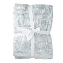 2er Set Handtuch Baumwolle, mint