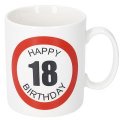 Becher Geburtstag XL, 18, 400 ml
