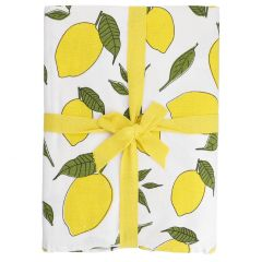 Tischdecke Frucht, Zitrone, 140 x 200 cm