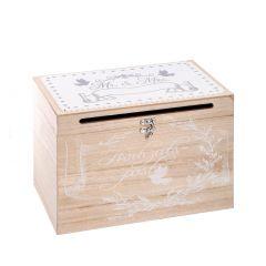 Box Hochzeit, Hochzeitspost, 30 x 20 cm