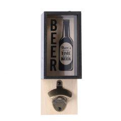 Flaschenöffner Box, time, 25 cm