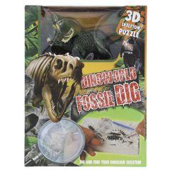 Ausgrabungsset Dino, Triceratops