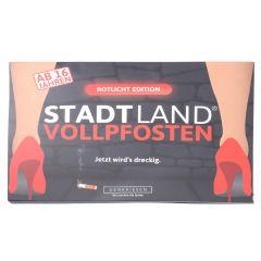 Block Stadt-Land-Rotlicht, 50 Blätter