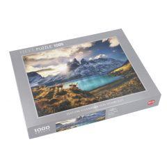 Puzzle, 1000 Teile, Guanacos