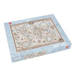 Puzzle, 1000 Teile, Retro World