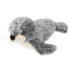 Plüschtier Sealife, Robbe grau, 29 cm
