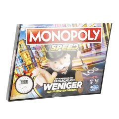 Gesellschaftsspiel Monopoly, Speed