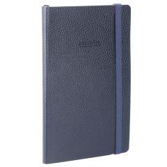 Notizbuch Grip, A5, dunkelblau