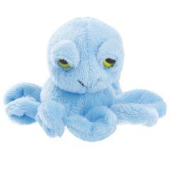 Plüsch-Magnet Seetier, Oktopus, blau