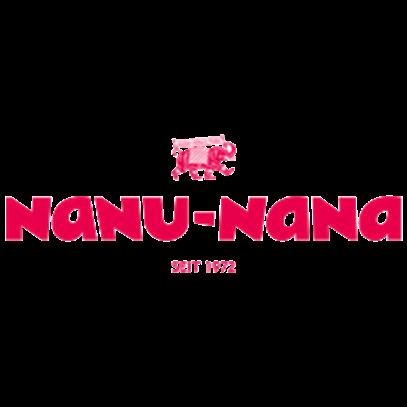 Glas mit Strohhalm Flamingo, gelb/pink, 500 ml
