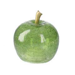 LED-Apfel, grün, 16 cm