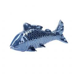 Fisch Ozean, blau pearl, 20 cm