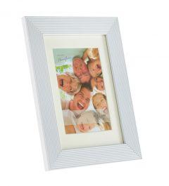Bilderrahmen Classic, 13 x 18 cm, weiß