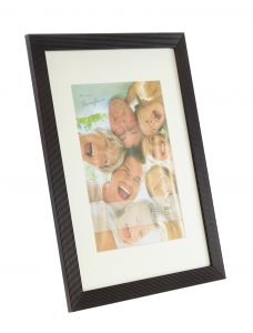 Bilderrahmen Classic, 30 x 40 cm, schwarz