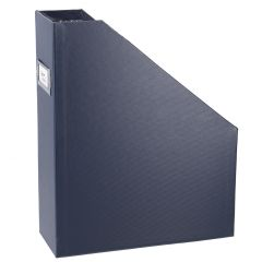 Stehsammler Office, dunkelblau, 32 cm
