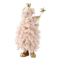 Schwein Mila, Stern rechts, 18 cm