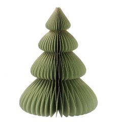 Deko-Baum Wabe, hellmintgrün, 20 cm