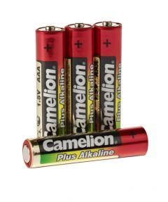 Plus Alkaline Batterien 1,5V, Typ AAA, 4er-Pack