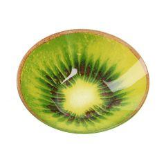 Schale Frucht, Kiwi, 22 cm