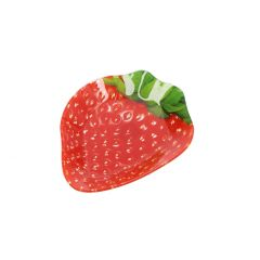 Schale Frucht, Erdbeere, 18 cm