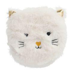 Taschenwärmer Fell, Katze
