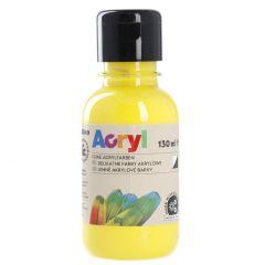 Acrylfarbe, gelb, 130 ml