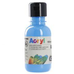 Acrylfarbe, cyanblau, 130 ml