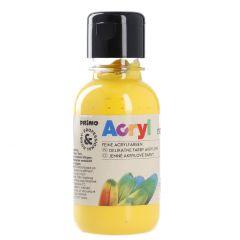 Acrylfarbe, goldgelb, 130 ml