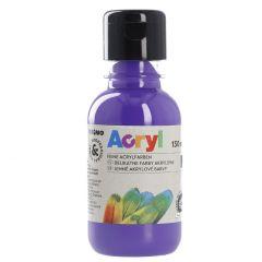 Acrylfarbe, violett, 130 ml