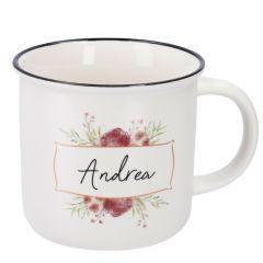 Becher Floral, Andrea, 300 ml