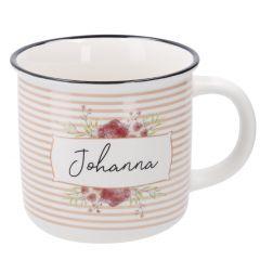 Becher Floral, Johanna, 300 ml