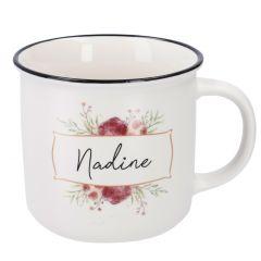 Becher Floral, Nadine, 300 ml