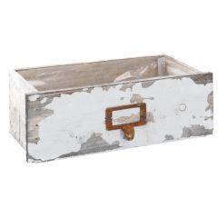 Pflanz-Schublade, creme, 27 cm