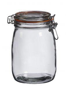 Vorratsglas mit Bügelverschluss, 1000 ml