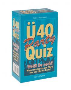 Spiel Ü-40 Quiz