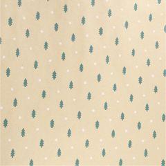 Geschenkpapier Ivek, Bäume/Sterne, 2 m
