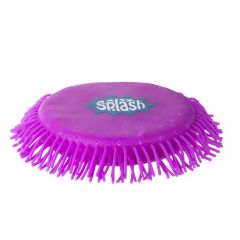Wurfscheibe Splash, lila, 13 cm