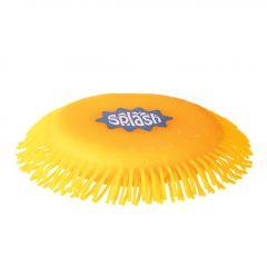 Wurfscheibe Splash, orange, 13 cm