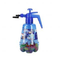 Wasserbomben-Set, blau, 100er