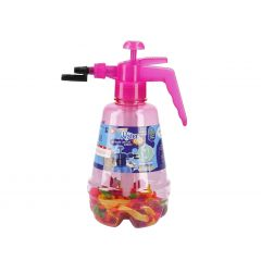 Wasserbomben-Set, pink, 100er