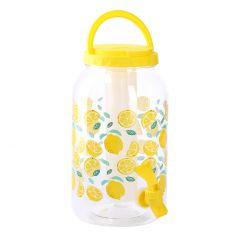 Getränkespender, Zitrone, 3,5 l