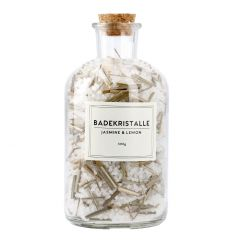 Badekristalle Enjoy, Jasmin + Lemon, 600 g