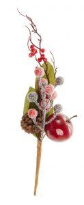 Zweig Apfel, 38 cm