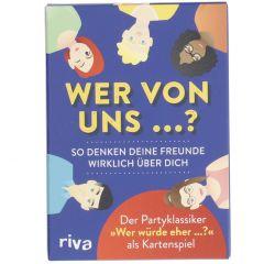 Kartenspiel Party, 'Wer von uns ...?'